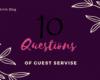 【豪華客船クルーズの仕事】フロントサービスのクルーに聞いてみた10の質問。